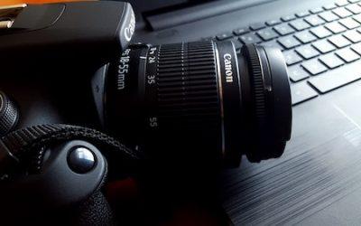 Maak goede website foto's